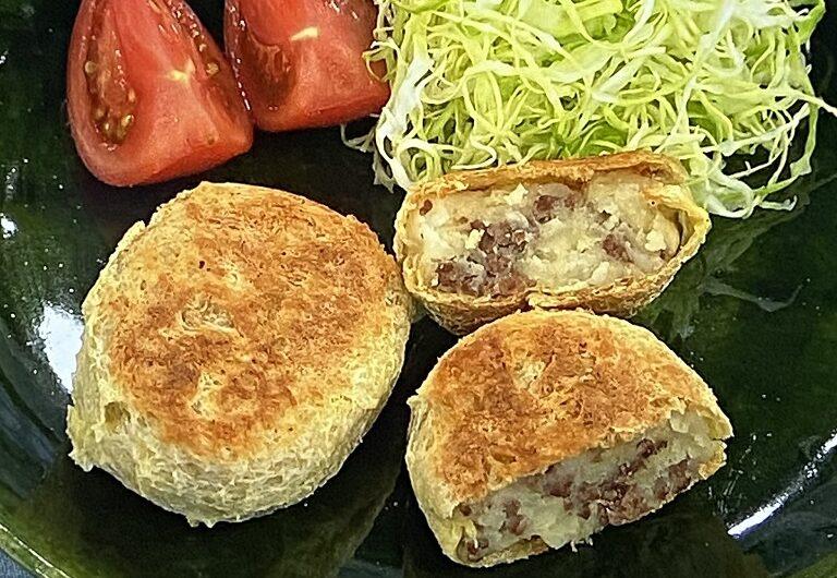 【あさイチ】油揚げの焼きコロッケの作り方 満留邦子さんのレシピ